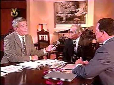LEGADO DEL CMDTE. Chávez entrevistado por Napoleón Bravo 02-FEB-1999