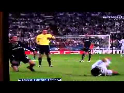 Real Madrid vs Tottenham Hotspur 4-0 Result Score Goals Highlights UEFA Champions League 05/04/2011