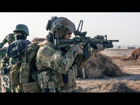 Biệt kích Mỹ sẽ sớm được đưa vào Syria
