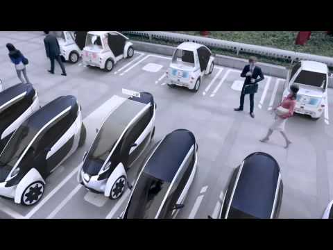 Inside Ha:mo, Toyota's Optimized Urban Transport System