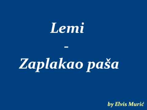 Lemi - Zaplakao pasa