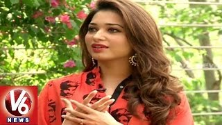Special Chit Chat With Tamanna