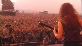 Metallica fan or not, this is crazy. Live in Moscow 1991.