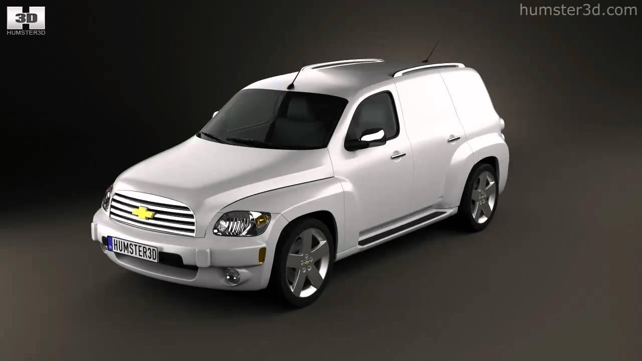 Chevrolet Hhr Panel Van 2011 Youtube