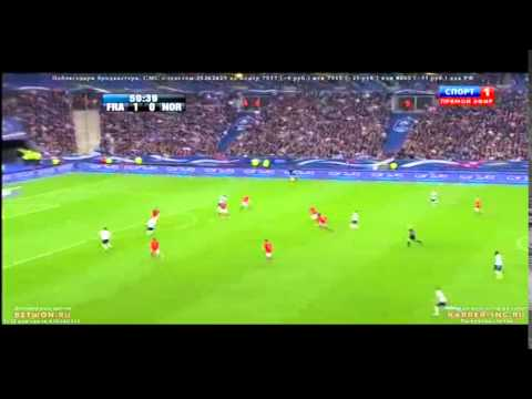 HD France 4-0 Norway ~ All GOALS & Highlights 26.05.2014