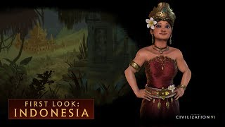 Sid Meier's Civilization VI - Indonézia