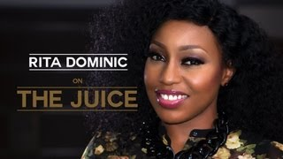 Rita Dominic interviewed by Toolz on The Juice, a must-watch! (Ndani TV)