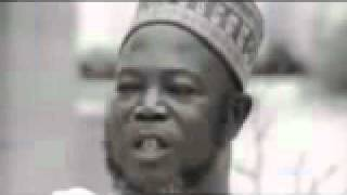 "Sarduana of Sokoto. His take on Igbo People and why there is no such thing as ""One Nigeria"""