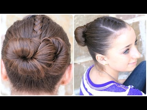 How to Create an Infinity Bun
