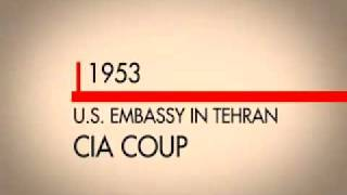 History of U.S. Intervention in Iran: 1953 until Present