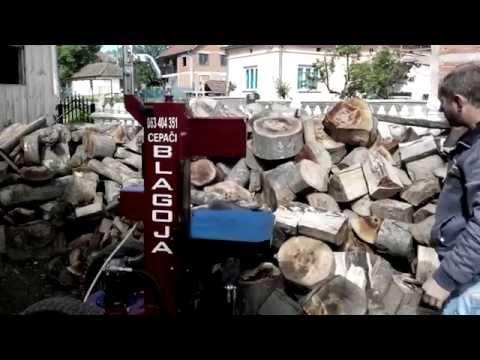 Cepac za drva BLAGOJA, spaccalegna, holzspalter, log splitter