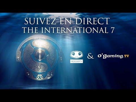 DOTA 2 | THE INTERNATIONAL | FROGGED x OGAMING !