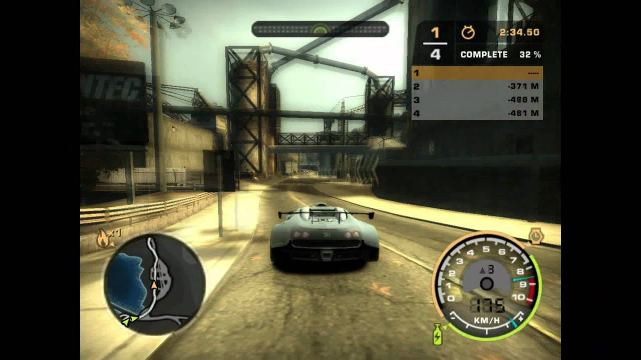 need for speed most wanted bugatti veyron mod youtube. Black Bedroom Furniture Sets. Home Design Ideas