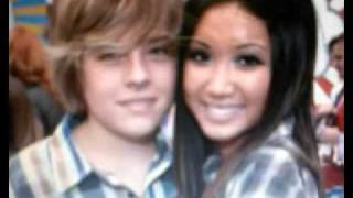 Dylan Sprouse And Brenda Song