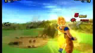 PCSX2 Dragon Ball Z Budokai Tenkaichi 3 Goku Vs Perfect