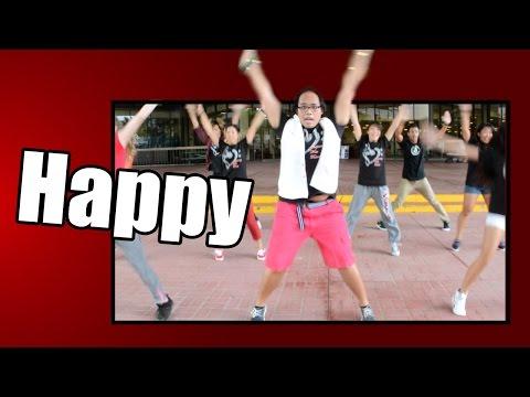 UH Hilo - HAPPY - Pharrell Williams