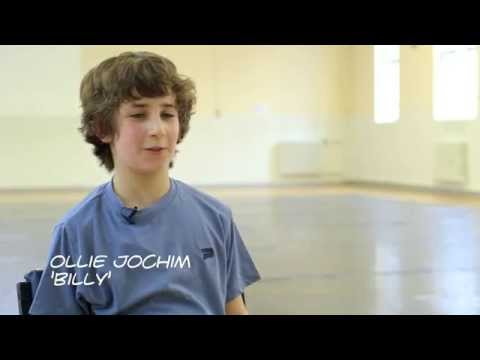 Meet The Billys - Ollie Jochim | Billy Elliot The Musical