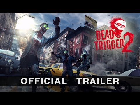 Dead Trigger 2 - Google Play Trailer