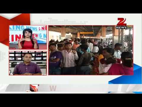 Indian Railway's big negligence