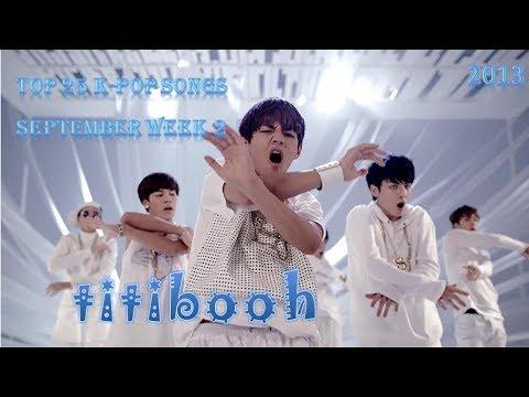 Top 25 K-pop Songs September K Pop Hot 100 Indie Band Busker Busker Bows At No 1 Billboard