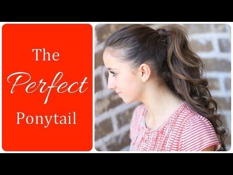 How to Create the Perfect Ponytail - Hogyan készítsünk tökéletes lófarok frizurát