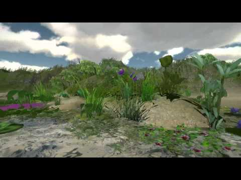 3DModels-Textures: Water Plants