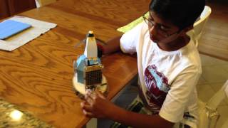 Where 'Karakuri' automata meets Modern 'Arduino' | video
