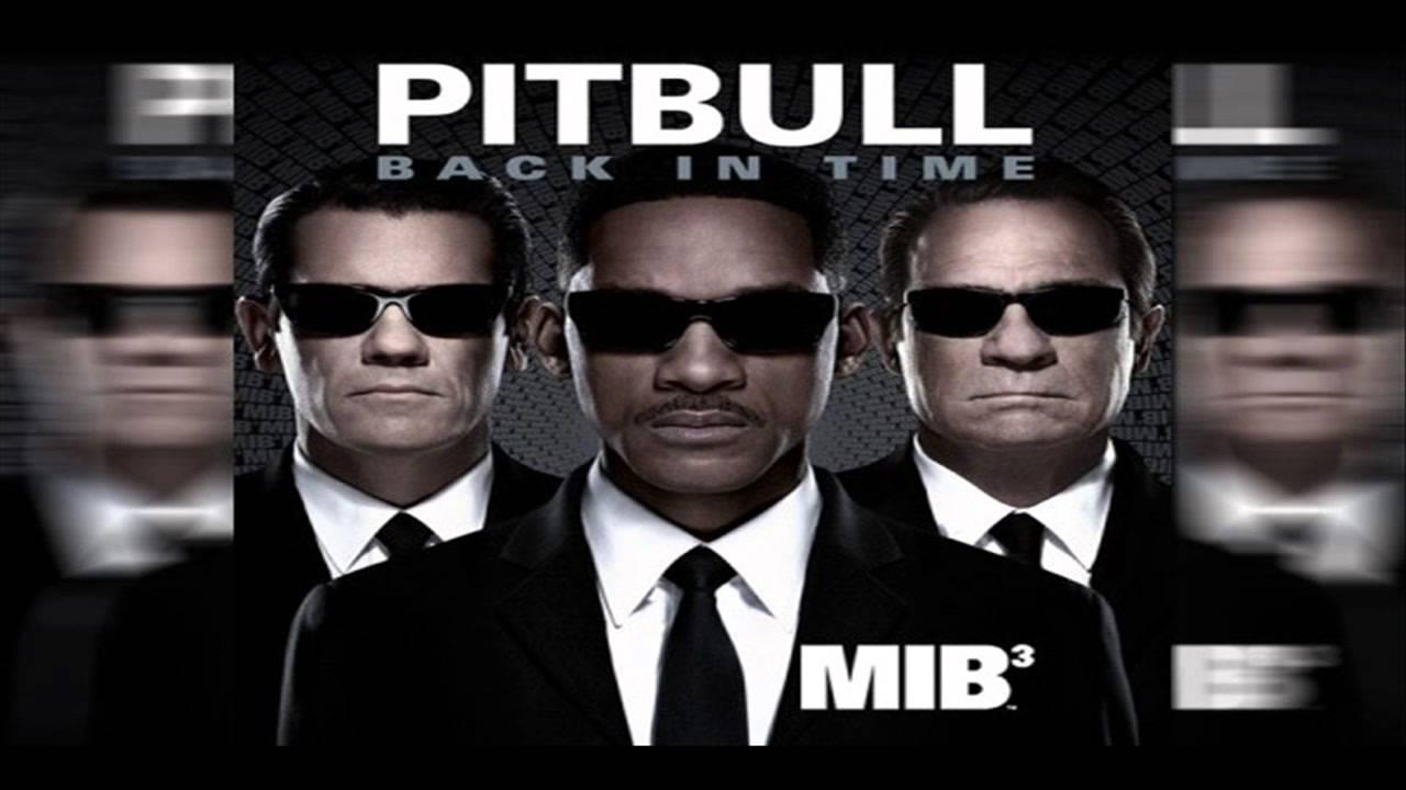 Pitbull Back In Time Hd p