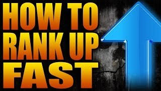 How To Rank Up Fast In Call Of Duty: Ghosts (COD Level Up