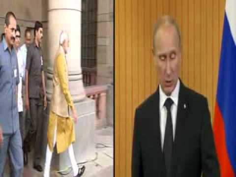 BRICS summit: PM set meet Russian and Chinese President