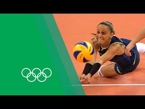 Jogos Olímpicos - Fabi Alvim