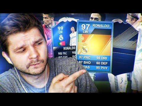 ЛУЧШИЕ КАРТОЧКИ РЕАЛА В ULTIMATE TEAM | РЕАЛ МАДРИД FIFA 12 - FIFA 18