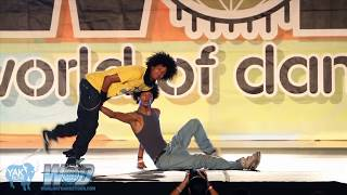 LES TWINS World Of Dance San Diego 2010 WOD YAK FILMS
