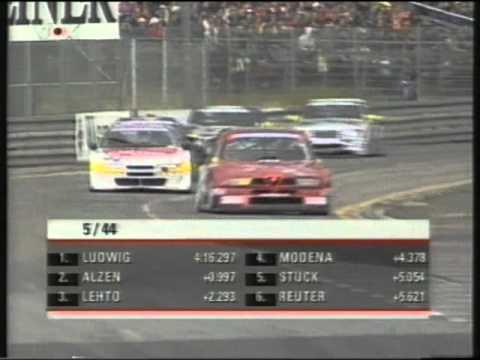 ITC / DTM Norisring 1996 Heat 2 - Part 1/3 Full Race