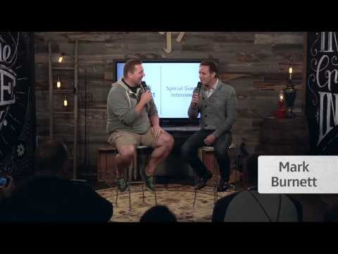 YS Idea Lab - Mark Burnett - Son of God  & Faith in Hollywood