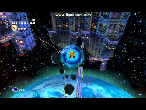 Sonic Adventure 2 HD PC:Super Sonic in Final Rush