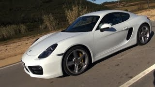 Neu: Porsche Cayman videos