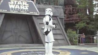 Dance Off With The Star Wars Stars 2009 (Part 2 FREE FOR