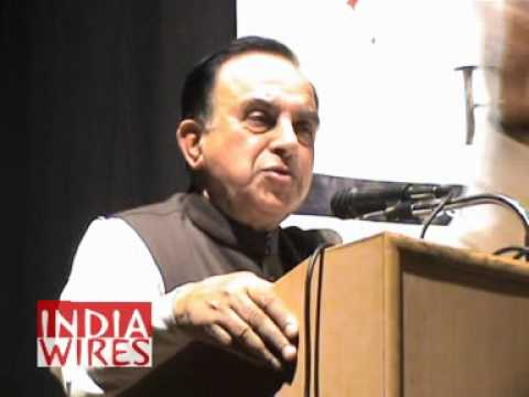 Communal violence Bill is anti Hindu - Dr Swamy