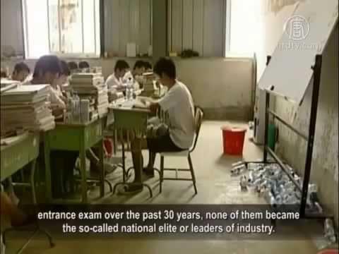Vì sao học sinh Trung Quốc tự tử nhiều nhất thế giới?