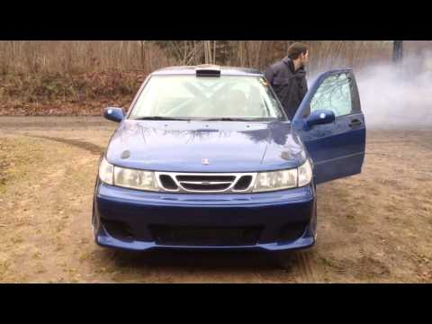 Start the SAAB 9-5 SRD