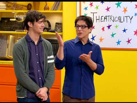Watch Glee's Grant Gustin Mentor TGPS2 -Video
