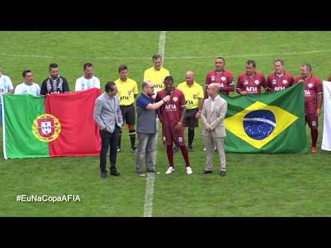 CERIMONIA DE ABERTURA COPA AFIA PORTUGAL 2018