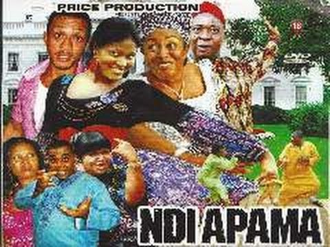 Ndi Apama 1 (Akara Oku 3) Photo Cover