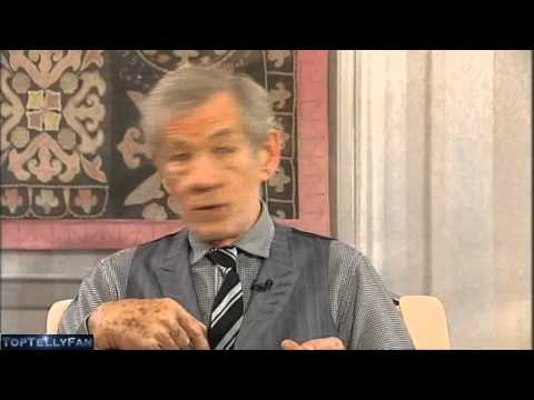 Patrick Stewart & Ian McKellen talk about X-Men: Days of Future Past (C4 News, 12.5.14)