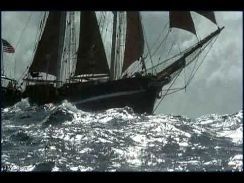 The sailing ships -  White squall - Master and commander