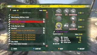Dead Island Unlimited Ammo Guns And Legendary Weapons HD