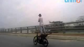 Ludak na motoru