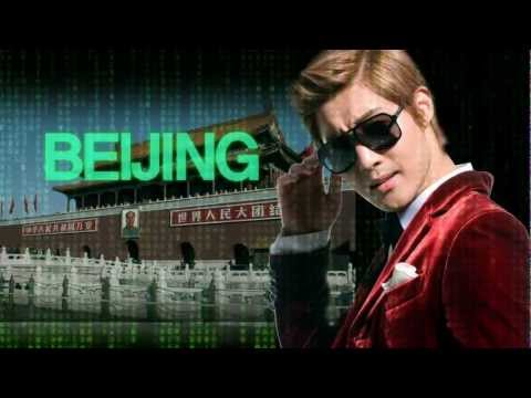KIMHYUNJOONG 2012 Fanmeeting Tour in Beijing,