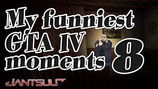 My Funniest GTA IV PC Moments 8